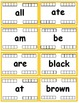 Primer Dolch Sight Word Flash Cards with Data Tracking Opt
