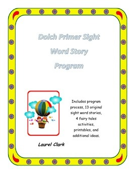 Primer Sight Word Program