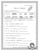 Primer and First Grade Dolch Words Holiday Practice Pages FREEBIE