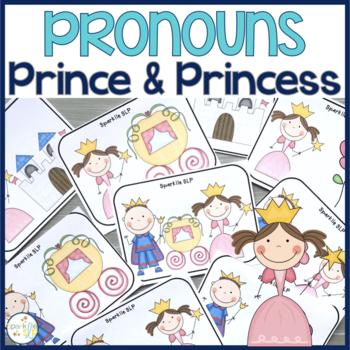 Prince and Princess Pronouns