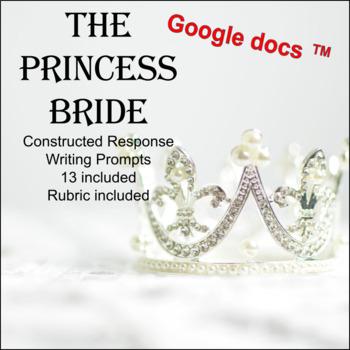 Princess Bride: Constructed Response: Writing Activity:DBQ