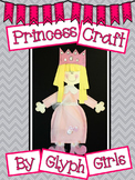 Princess Craft with Writing Options