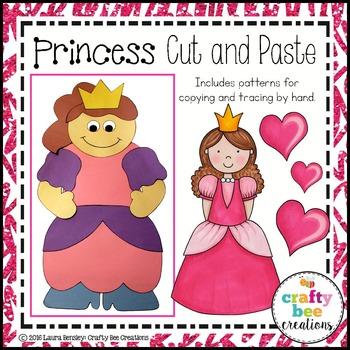 Princess Cut and Paste