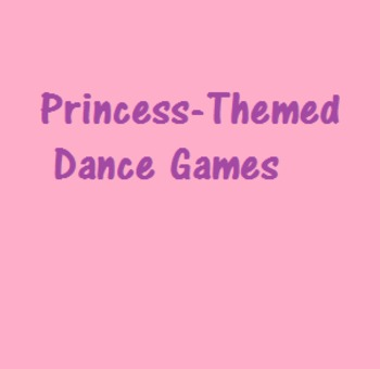 Princess Dance Games