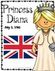 Princess Diana: Biography Research Bundle {Report, Trifold
