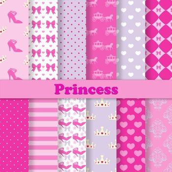 Princess Digital Paper