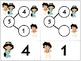 Princess Number Bonds - Bundle 3-10 Fact Families