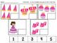 Princess Numeral-Quantity Matching Set 2