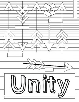 Principles of Design, Unity, Worksheet Review: Unity Color