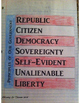 Principles of Our Government Foldable