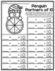 Print & Go - Winter Math Stations