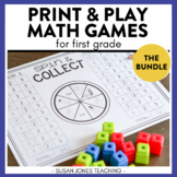 Print, Play, LEARN! Math Games Bundle!