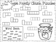 Spelling Print & Practice -am Chunk Mini Pack