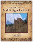 Print & Put Together:  A Ready-To-Go Middle Ages Lapbook