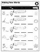 Print a Standard K.RF.2 {Spoken Words, Syllables, and Soun