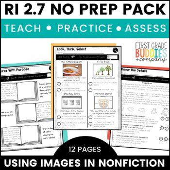Print a Standard RI 2.7 {Explain How Images Help Clarify a