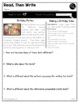 Print a Standard RI 2.9 {Compare and Contrast 2 Texts on O