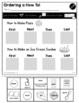Print a Standard W 1.7 {How To Writing} No Prep