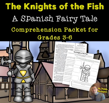 Print and Go Fairy Tales from Around the World: The Knight