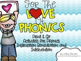 Print and Go Phonics Activities {Whole group, Small group,