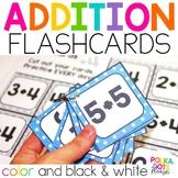 Printable Addition Flashcards