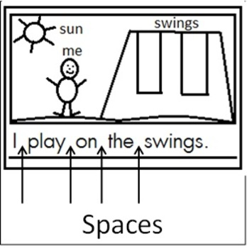 Sticky Notes- Spaces