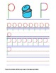 Printable Letter Pp Activity Worksheets