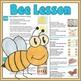 Printable PDF- Explore Bees! 1 Preschool Curriculum Lesson!