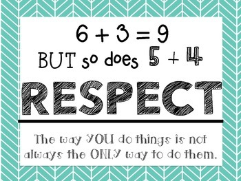 Printable - Respect Quote Poster