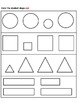 Printable Size Activity Worksheets