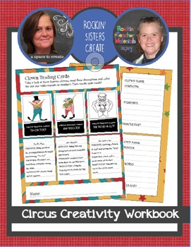 Printable Writing Prompts and Activities - Circus Creativi