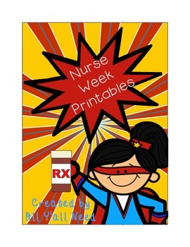 Printables for National Nurses Week