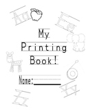 Printing Practice book