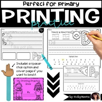 Printing Practice for Primary