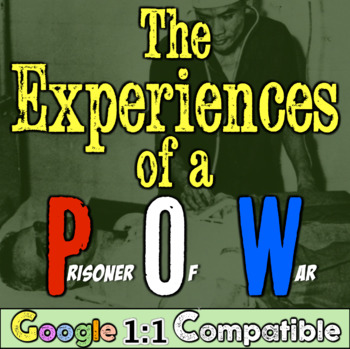 Prisoners of War during the Vietnam War: What did POWs exp