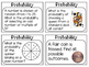 Probability Word Problems Task Cards