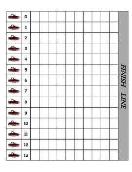 Probability Boat Race