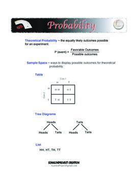 Probability Handout