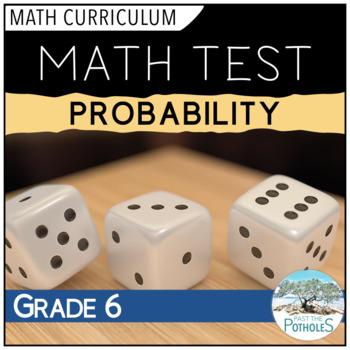 Probability Math Unit Test - assessment