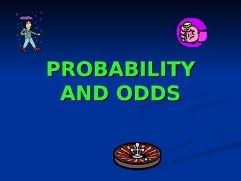 Probability & Odds PowerPoint