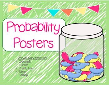 Probability Posters VA SOL