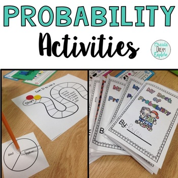 Probability Unit for First and Second Grade