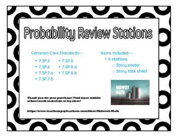 Probability Review Stations