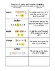 Probability, Statistics, and Algebra Vocab Sort and Word W