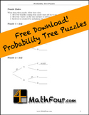 Probability Tree Puzzles