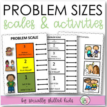 SOCIAL SKILLS: Problem Size Scales and Activity {Different