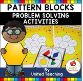 Problem Solving Activities for Pattern Blocks K-2