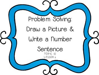Problem Solving: Adding Two-Digit Numbers - First Grade en