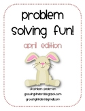 Problem Solving Fun! April Edition