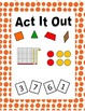 Problem Solving Strategies Posters/Booklet with Big Dots Border